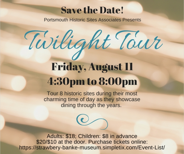 Twilight Tour 2017